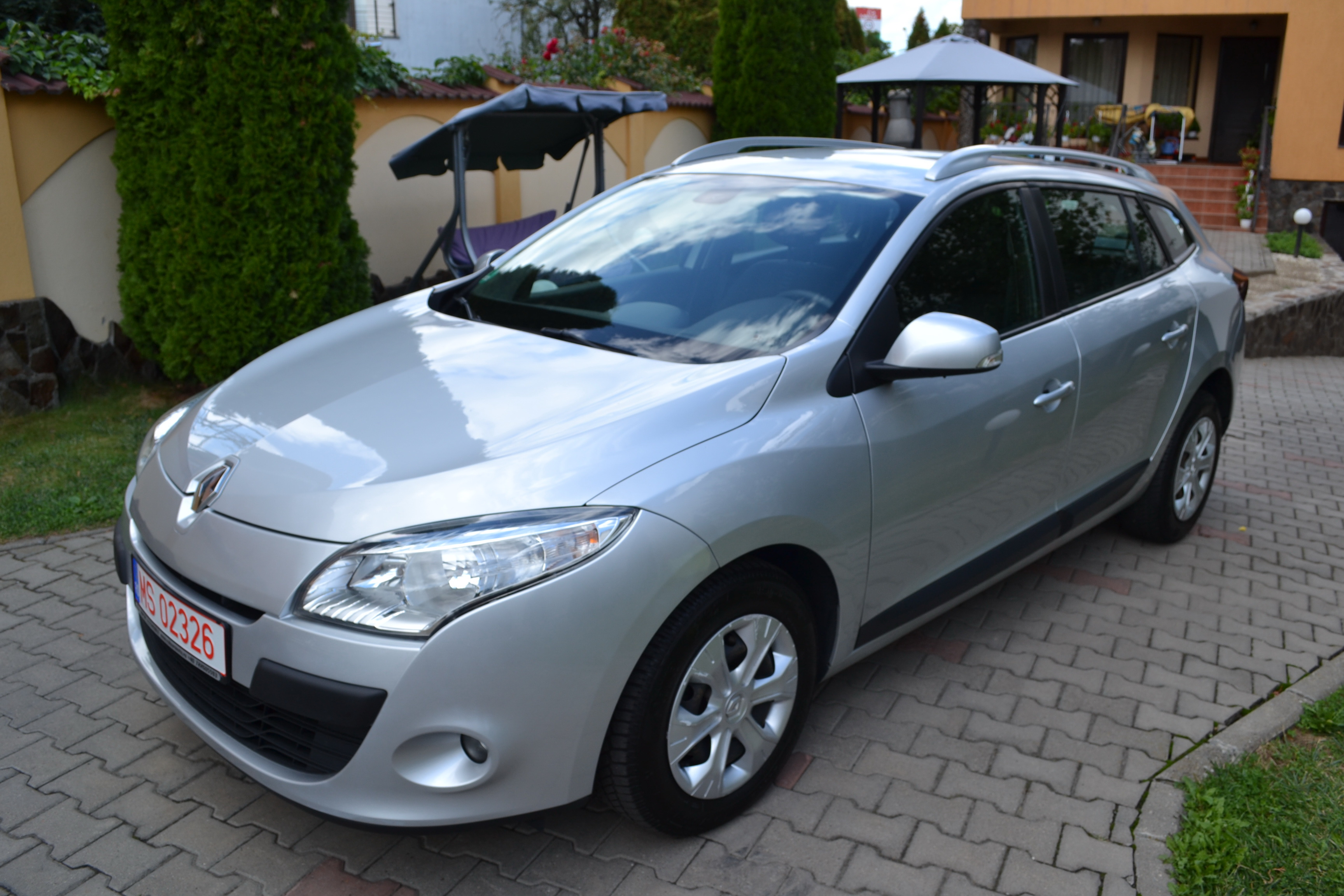 Renault MEGANE 1.5dci EXPRESSION CLIMATRONIC!! EURO5!!!