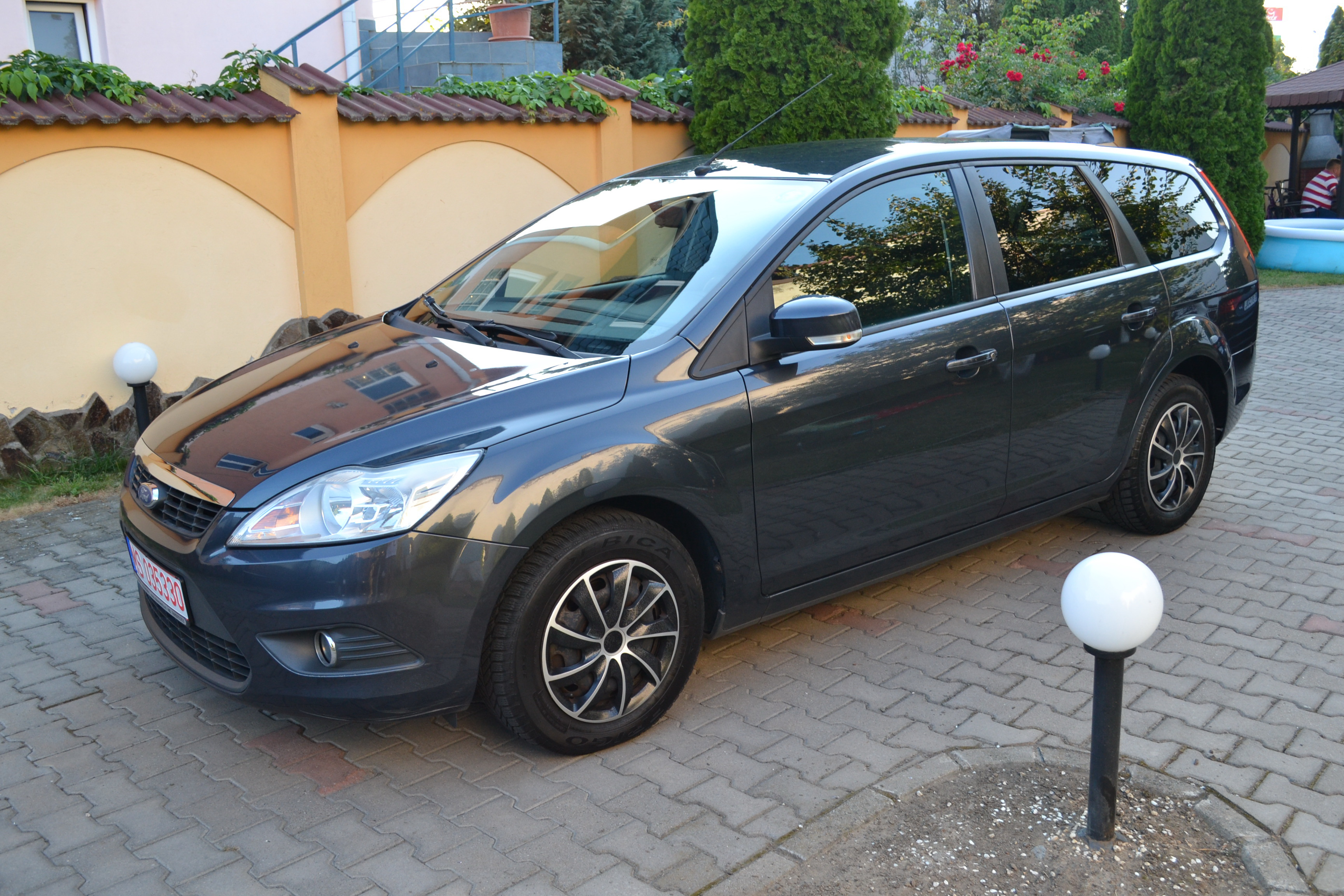 Ford FOCUS 1.6TDCI STYLE!! NAVIGATIE!!TEMPOMAT!!CLIMA!!EURO4!!